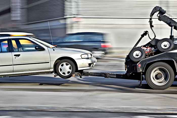 Sell your Car Before it's Towed Away